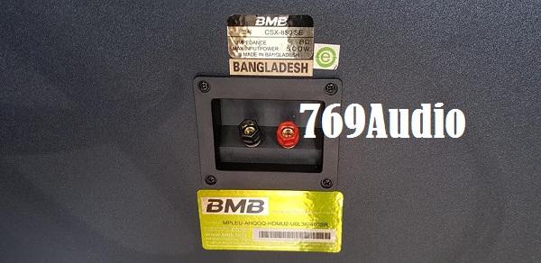 bmb csx 850