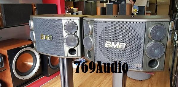 mặt bên BMB 850 hàng bãi