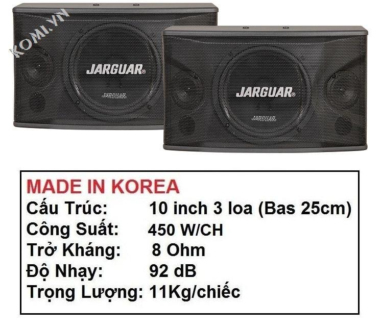 Loa Jarguar JS-455