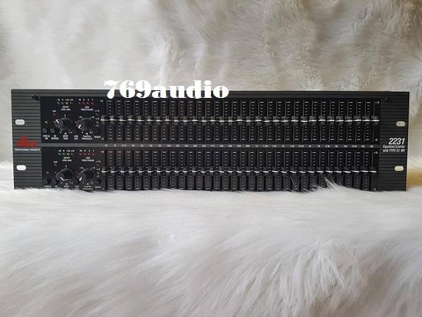 Equalizer DBX 2231