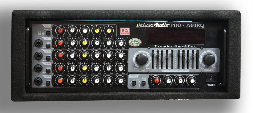 Kết quả hình ảnh cho Ampli Calidona Pro 1080 II(12 FET) (DELUXE)